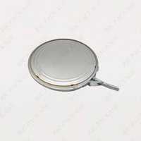 metal drum lid bottom for paint can