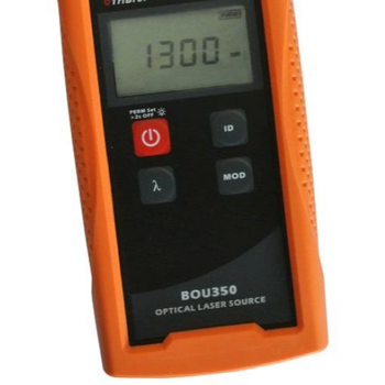 Fiber Optic Light Source AOS200 with Power Meter for LC SC ST FC Connector Test Cheaper Price