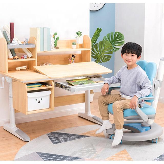 IGROW kids child  study desk table  small study desk