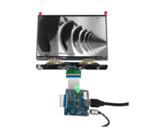 DuoBond 8.9 inch 4K Mono LCD no backlight and Raspberry Pi HDMI Board for 3D Printer