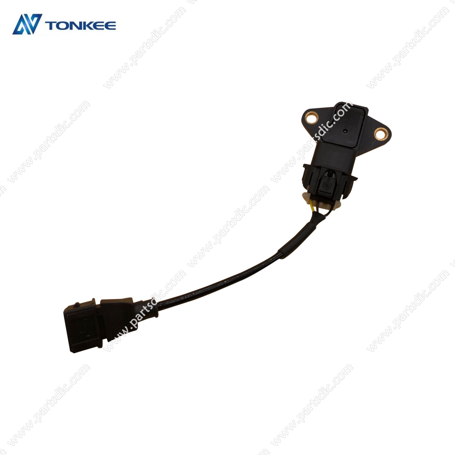 VOE20450693 Booster pressure sensor EC160B EC180B EC290B EC240B EW160B EW180B EW200B EW145Bcable and battery disconnector sensor