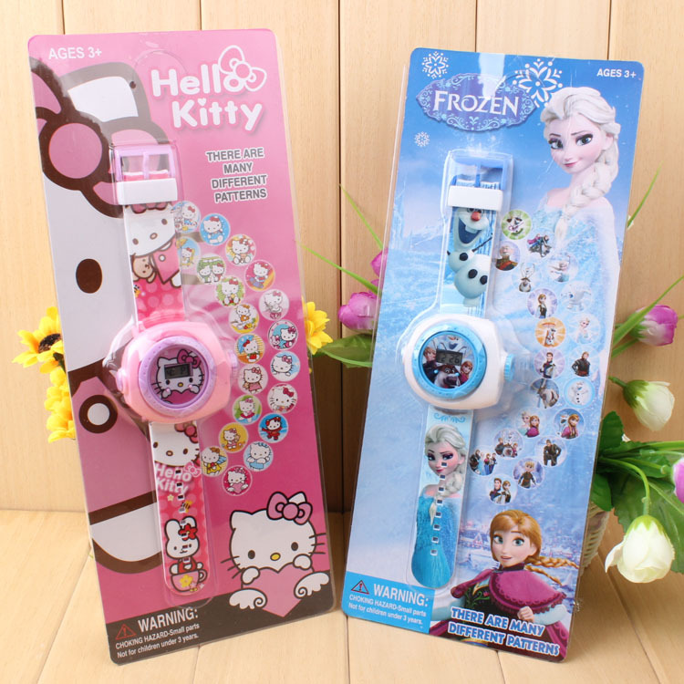 Wholesale kid's watch Electronic Waterproof Cartoon  Primary and Secondary School Students Quartz Watches