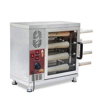 Commercial bakery equipment bread maker machine chimney cake oven machine with CE