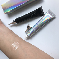 Beauty Secret no logo eyehshadow glue glitter eyeshadow primer in clear color