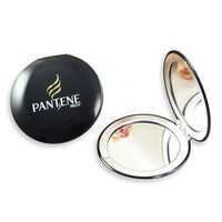 Custom compact folding mirror from China professional metal products supplier