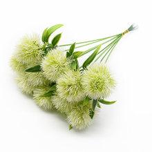 5 шт. пластиковые Одуванчики товары для дома вазы для домашнего декора свадебные аксессуары распродажа недорогие искусственные цветы(Китай)