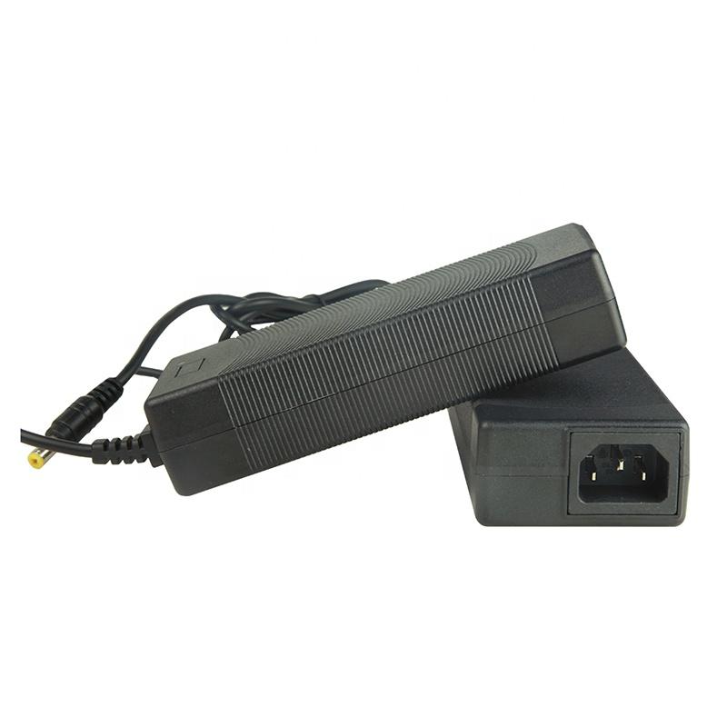 24V/36watt masaüstü güç kaynağı ac adaptörü industria için PoE anahtarları