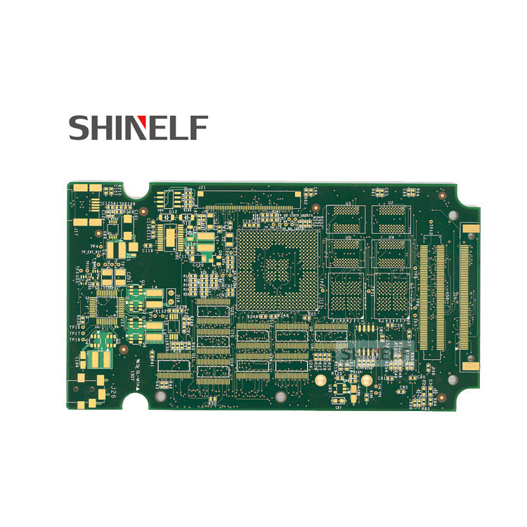 SHINELF Multilayer PCB Circuit Boards Design Printed Printing electronic Circuit Board other PCB prototype PCBA assembly Service