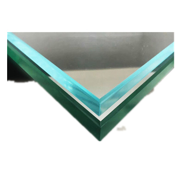 Manufacturer toughened 10mm Architectural Construction Building frosted  safety tempered laminated  glass wall panel  Wholesale