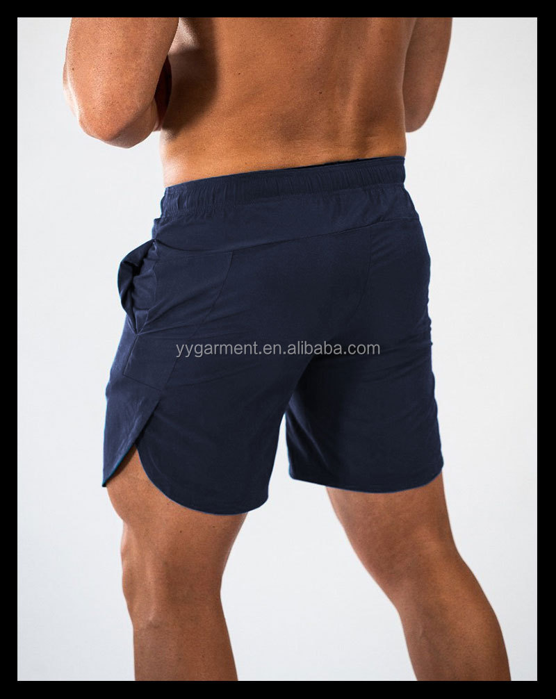 Mens Gym Clothing Custom Athletic Workout Shorts Men