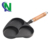 cast iron egg pan, divided egg pan, egg fry pan
