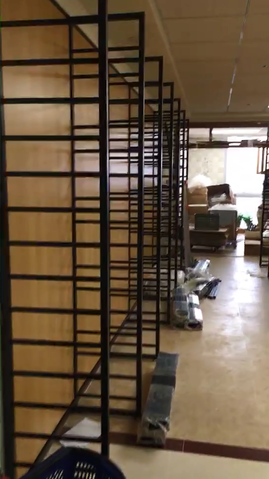 Современный торговый центр хлебобулочная Мебель Деревянный хлеб дисплей стенд для магазина