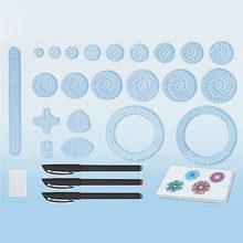 Новинка 2020! Новый набор спирографа, набор олова для рисования, спиральные конструкции, блокирующие шестерни и колеса, обучающие игрушки(Китай)