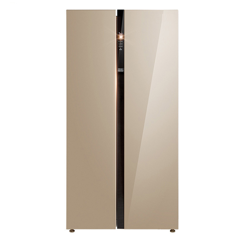 TOP QUALITY, side by side wind cooled energy saving 500L-600L <strong>refrigerator</strong>