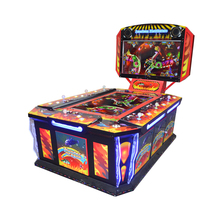 Hoge Kwaliteit Vis Arcade Game Machine Vissen Game Fish Hunter Arcade Game Machine voor Verkoop