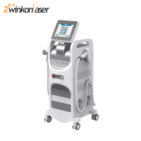 New Product Ideas 2019 Diode Laser+Nd Yag Laser 808 Diode Laser Hair Removal Machine