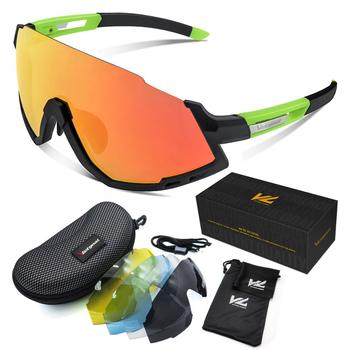 VICTGOAL Motocross goggles Polarized Cycling glasses Men sports Sunglasses