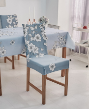 Cheap protective cover, household fabric, textile table chair covers.