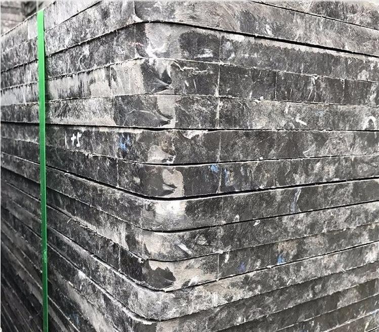 Glass fiber pallets for concrete brick making machine production
