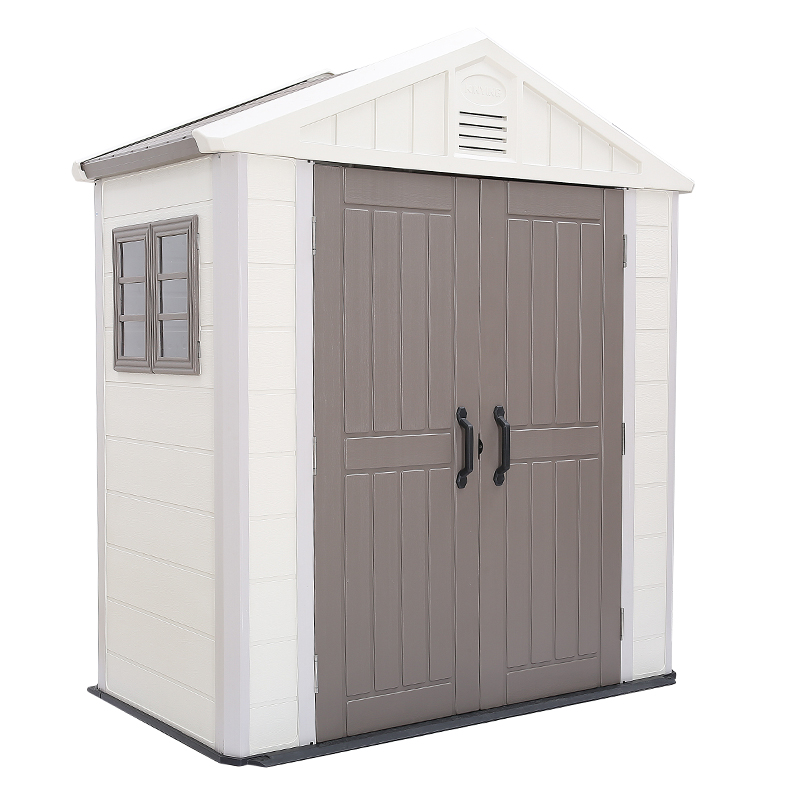 KINYING Brand Wholesale Mini House Professional Plastic Garden Shed Storage Outdoor