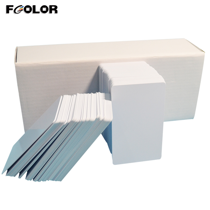 230pcs Blank Plastic PVC <strong>Card</strong> Inkjet Printable Business <strong>Card</strong> no chip for Epson or for Canon printer