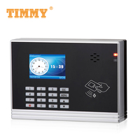 Free Software TCP/IP 125KHZ Punch Card Attendance Machine