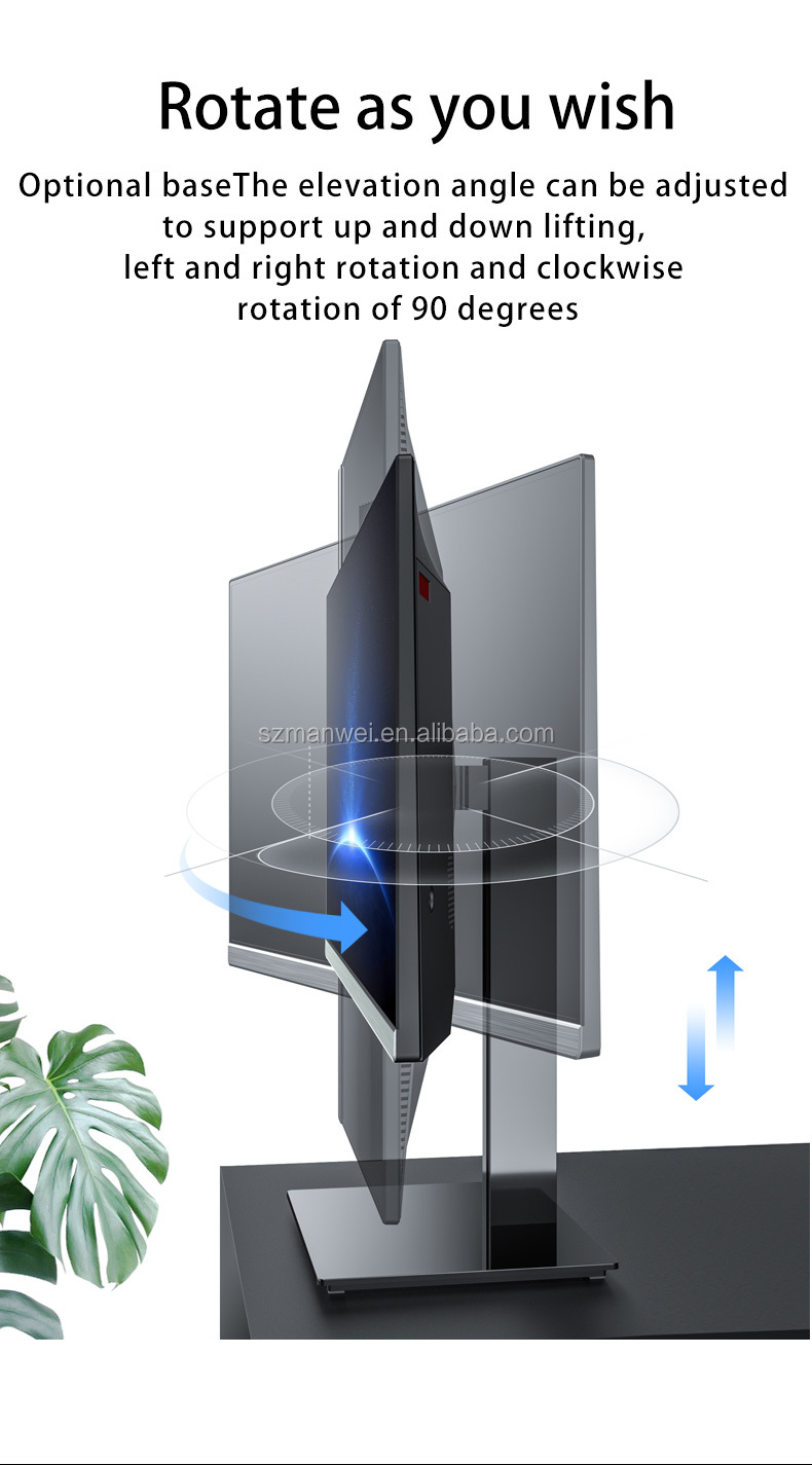 "24"" all in one pc 2020 best buy AIO PC model support Intel Core i3/i5/i7 with 5.0M camera mic monoblocks barebone system"