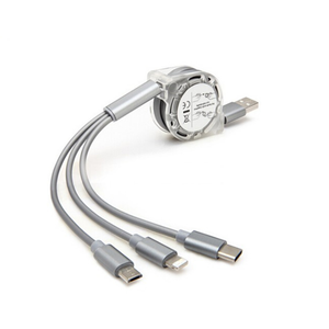 premium quality 1m alloy micro usb to usb cable,metal shell connector type c 3.1data charging cable for iphone charger