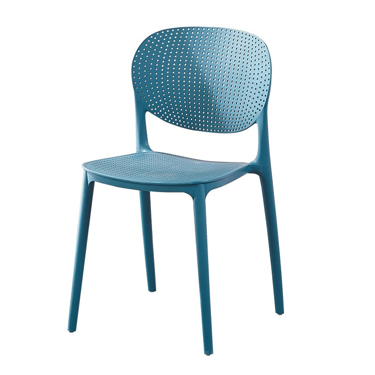 Wholesale china cheap PP cheap white plastic stacking chairs HYB-08