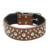 Rivet PU Collars For Small Puppy Dogs Cats Collar Necklace Accessories Pet Supplies Collier