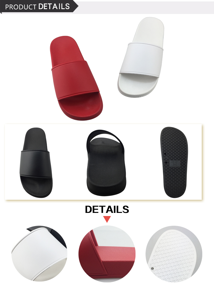 Flat Ladies Home Shoes Summer White Wholesale Casual Slippers For Women