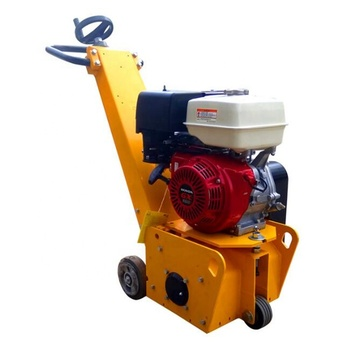 Concrete pavement resurfacing milling machine road asphalt scarifier