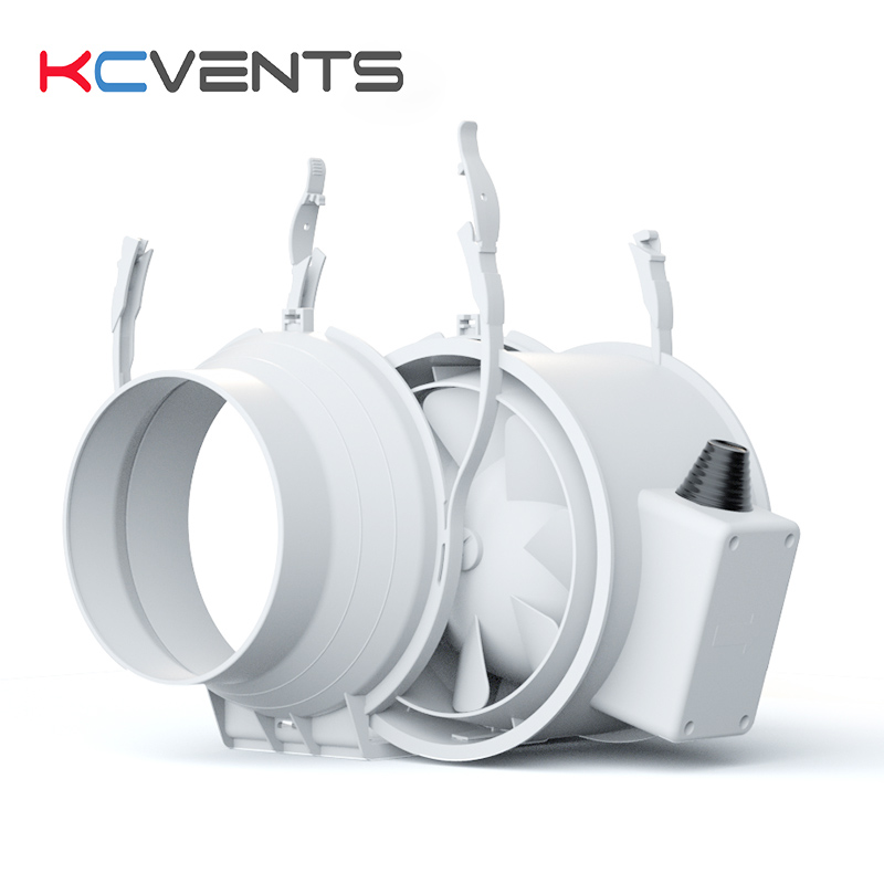 Ventilation Supplier Kcvents 4/5/6/8/10/12 Inch Bathroom ...