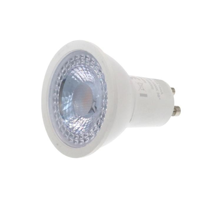 Indoor led round mr16 spotlight lamp housing european style