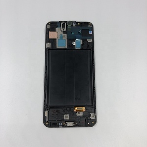 Hot Sale Service Pack LCD Replacement For Samsung Galaxy A30 A305 LCD Screen Display Touch Assembly with Frame