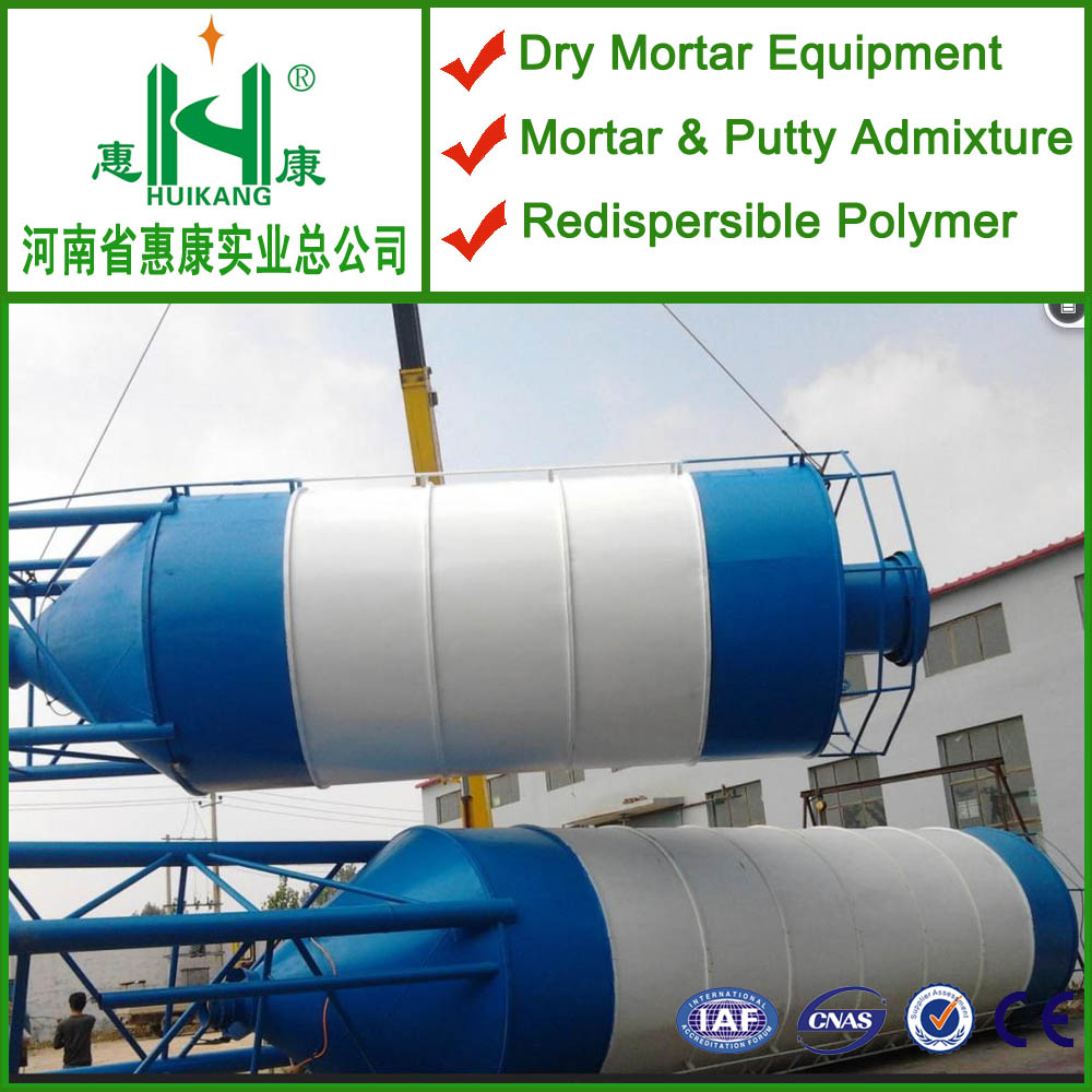 Easy Transportation Bulk Powder Storage Silo pieces bolted Welded Cement Silo