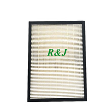 Air Conditioner Square Round <span class=keywords><strong>Filter</strong></span> Air <span class=keywords><strong>Rumah</strong></span> Pemakaian Lapisan Panel HEPA <span class=keywords><strong>Filter</strong></span>