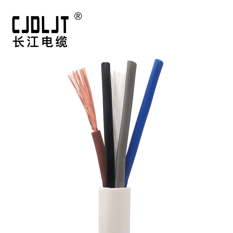 0.3mm 0.5mm 0.75mm 1mm 1.5mm 2.5mm 4mm 6mm Copper Wire PVC Electrical Flexible Wire and Signal Cable
