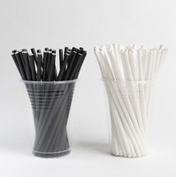 Good Quality Wholesale used fda approved paper straws white