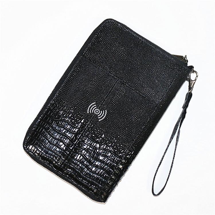 2021 nouveau sac de voyage avec la banque de puissance filaire et sans fil chargeur 10000mAh multifonctionnel sac de rangement de voyage
