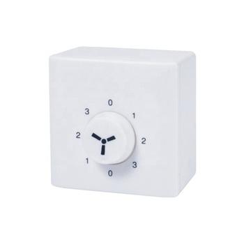 Interruptor de interruptor para ventilador de techo con
