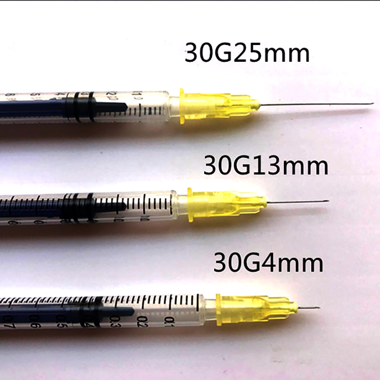 2020 top selling medical beauty needle syringe needles for mesotherapy with free shipping