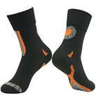 Dropshiping Unisex Crew Waterproof Breathable Socks Water Proof Socks for Hiking in Water