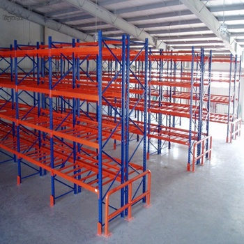 Adjustable Heavy Duty Narrow Aisle Racking System High Quality Aisle Stacking Racks