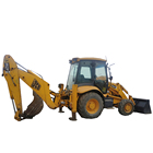 Used Excellent 3cx Backhoe Loader of jcb brand Wheel Loader Mini Digger