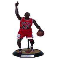 Basketball Player Jordan Moveable Action Figure Toys 22cm