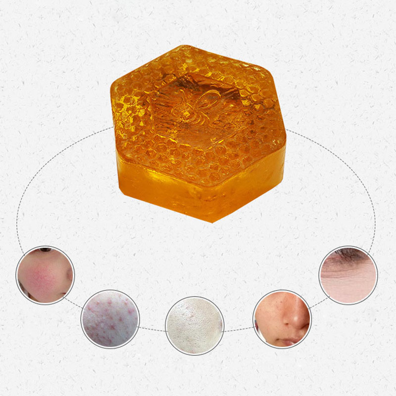 OEM Soap Private Label Skin Lightening Moisturizing Body Care Natural Soap Handmade Milk and Honey Soap savon eclaircissant