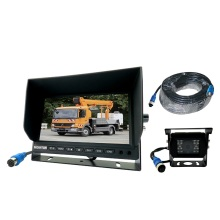 7 Inch AHD Pickup Truk Trailer RV <span class=keywords><strong>Van</strong></span> Super Heavy Duty Cadangan Mobil Rear View Reverse Kamera dan Monitor Kit
