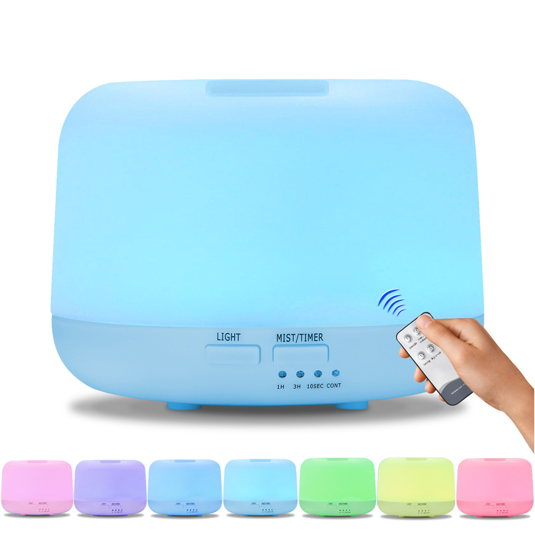 LED Ultrasonic Aroma Diffuser Air Aromatherapy Purifier Essential Oil <strong>Portable</strong> <strong>Humidifier</strong>