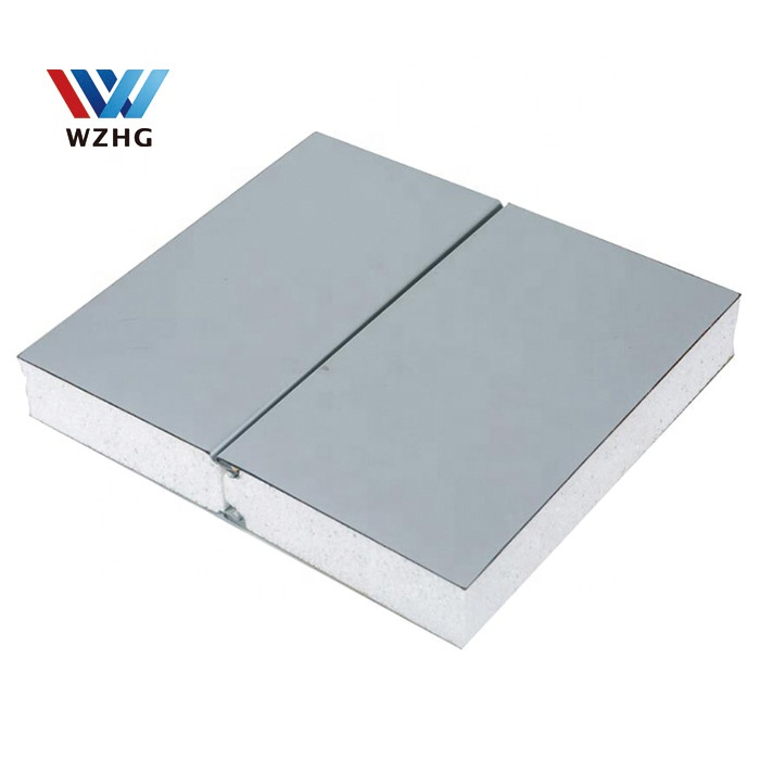 2020 40mm Thick Waterproof Clean Insulated EPS Sandwich <strong>Panels</strong> Price